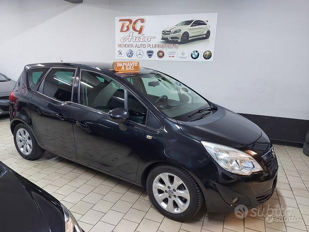 Opel meriva 1.4 gpl casa madre unico prop 2014