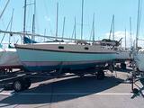 Barca a vela Piviere 614 deriva mobile