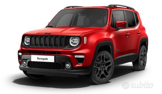 Ricambi jeep renegade- musata e porte disponibili
