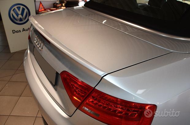 Spoiler alettone posteriore S5 Look AUDI A5 Cabrio