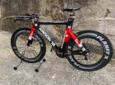 Bici Corsa Crono Argon 18 E114 carbonio tg. M-L