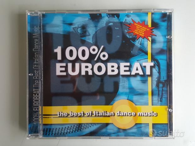 100% Eurobeat - The Best Of Italian Dance Music