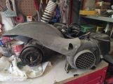 Blocco motore Piaggio 150 2t
