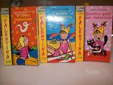 Valentina serie di libri di Angelo Petrosino