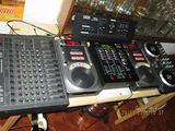 NUMARK CDJ AXIS4-SGMpilot16-mixer FBT S10 e DJM303