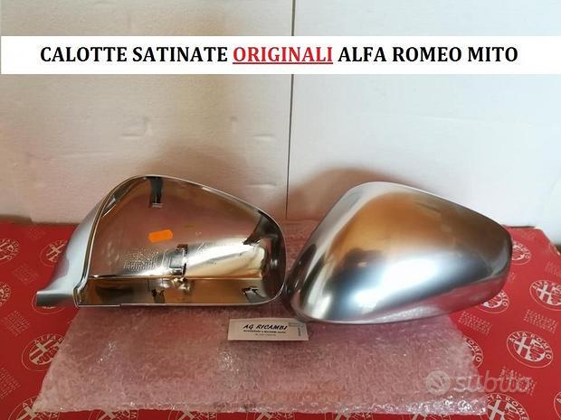 Calotte Satinate ORIGINALI Alfa Romeo MITO
