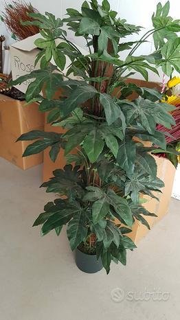 Fiori e piante finte