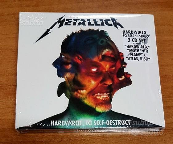 Metallica Hardwired.To Self-Destruct 2 CD - 2017