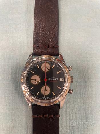 Eberhard champion chronographe automatico