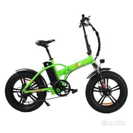 Bici elettrica ultrabike urban mag h