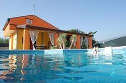Montale villa singola con piscina