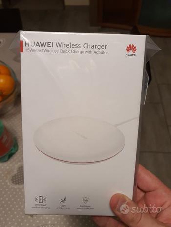 Hauwey wireless charger, ricarica senza fili
