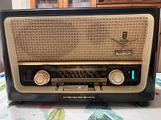 Radio a valvole Grundig Type 1070