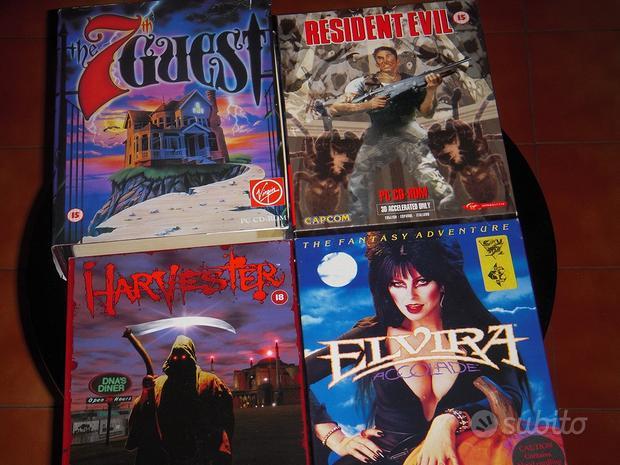 Giochi computer pc vintage