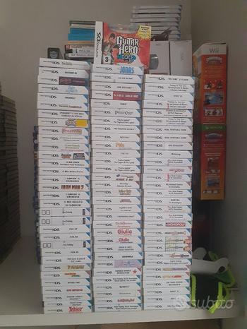 Videogiochi Nintendo DS (Dalla J alla Y)