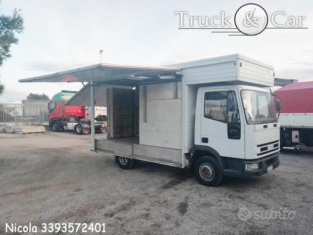 Iveco eurocargo 65 e 14 - furgone autonegozio