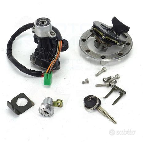 Blocchetto chiave Suzuki gsx r 600 750 k1 k2 k3