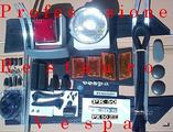 Piaggio Vespa PK50 S - PK50S kit ricambi restauro