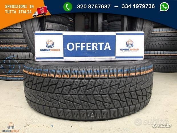 2 gomme 215 45 18 - Bridgestone invernali