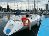 Barca a vela elan 33