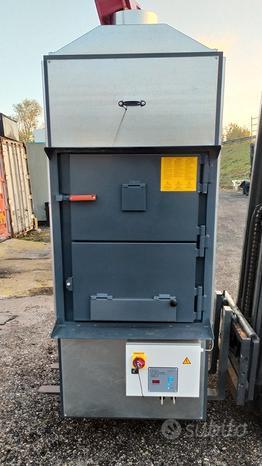 Generatore di aria calda a legna Fabbri F120