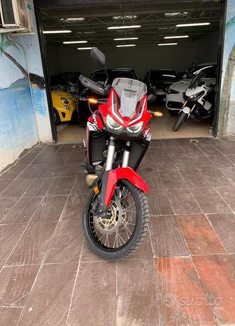 Honda africatwin 1100 automatica