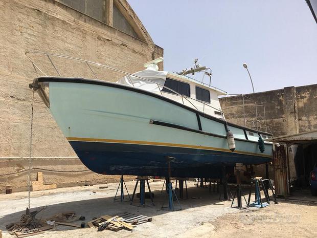Imbarcazione Cygnus 42