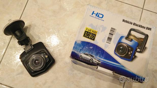 Dash camera per auto nuova compresa spedizione