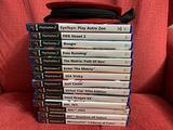 Lotto 22 giochi console Sony Ps2 Playstation 2