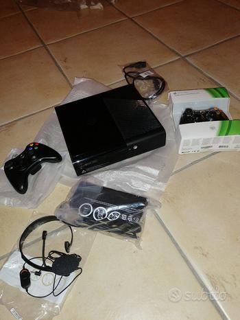 Xbox 360 originale senza modifica
