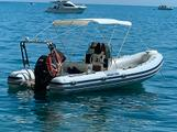Joker boat coaster 580