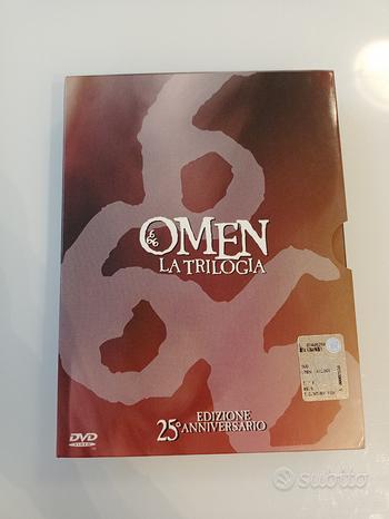 Omen la trilogia DVD cofanetto