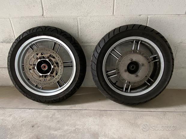 Yamaha X-City 250 ruote complete