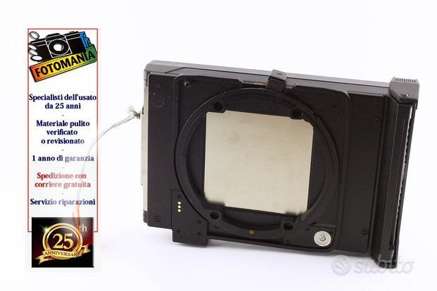 Mamiya rz67 dorso Polaroid