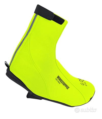 Copri scarpe NUOVI ciclismo Windstopper Gore 36-38