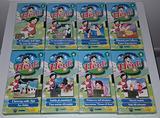 Lotto 8 VHS originali Heidi cartone animato