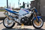 Suzuki GSX R 1000 - 2001