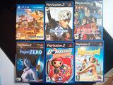 Giochi PS2 PS3 PS4 WII WIIU DS PSP