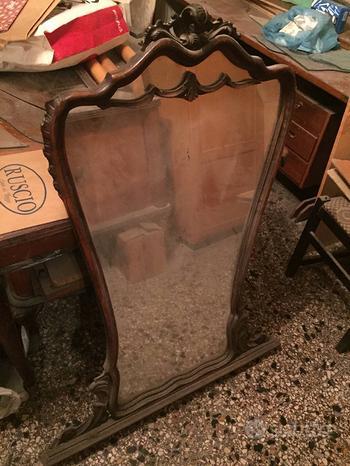 Camera da letto completa Chippendale primi 900