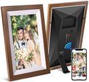 JHZL ® Cornice Digitale WiFi 10.1 Pollici Touch