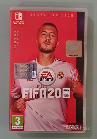 Fifa 2020 Nintendo Switch