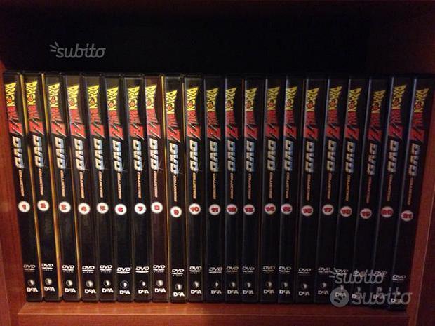 DVD Dragon Ball Z collection
