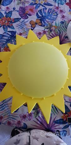 Plafoniera sole