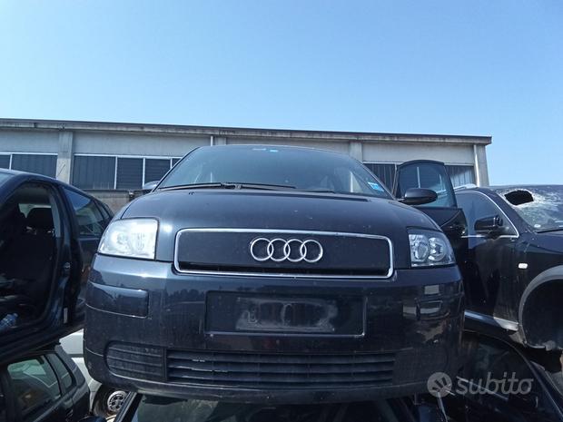 Audi A2 motore AUA cc 1390 kw55 benzina SOLO RICAM