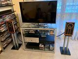 Mobile porta TV/HI-FI Music Tools