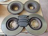 Kit dischi e pastiglie FIAT Multipla