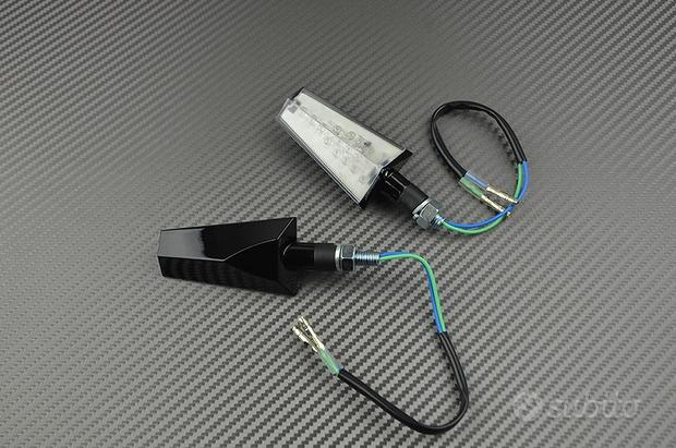 Indicatori di direzione LED Universali alluminio