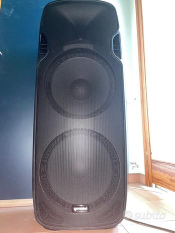 Stereo professionale Bluetooth Gemini