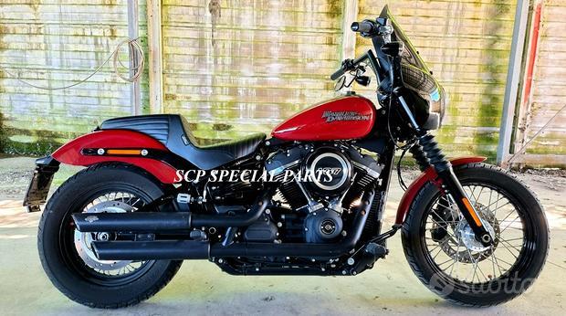 Harley softail 2018> mono ohlins pressurizzato