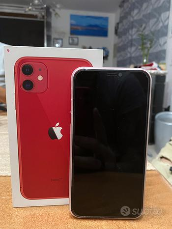 IPhone 11 (product) Red 64 Gb
